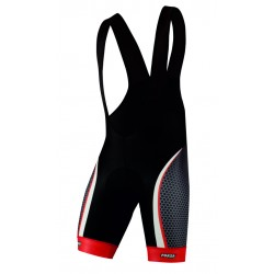 Cycling bibshorts Favo Red