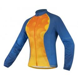 Koszulka kolarska coolmax Draco
