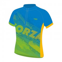 Cycling jersey Bubbles