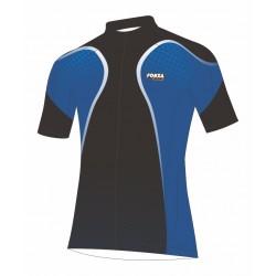 Koszulka kolarska Tecnico Zaffiro