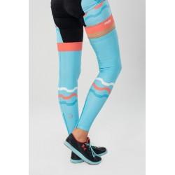 Ocieplacze kolarskie - nogawki Fenice